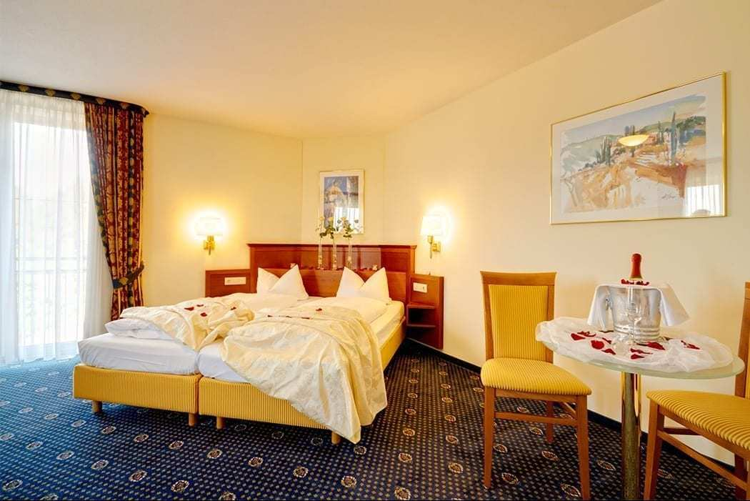 Hotel Therme Erding Landhotel Hallnberg
