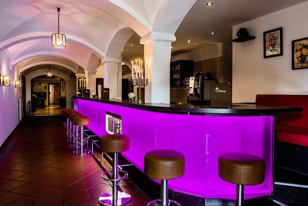 bar im landhotel hallnberg