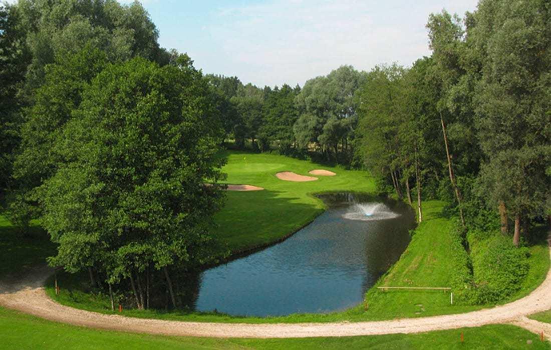 Golfclub Erding Grüßnbach Bahn 17