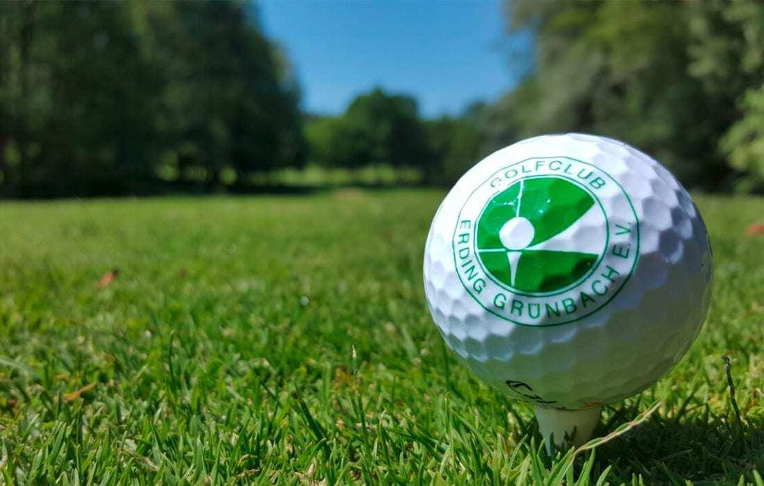 Golfball erding grünbach