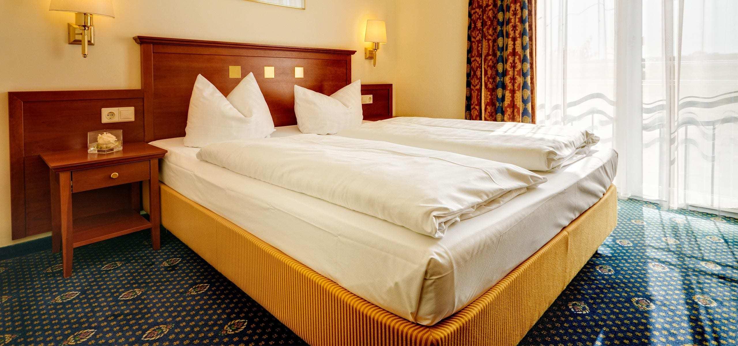 hotelzimmer landhotel hallnberg doppelzimmer