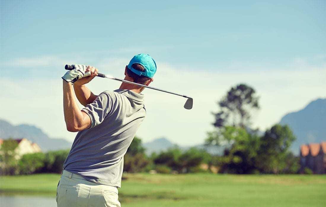 golf - golfschnupperkurs mit georg schultes