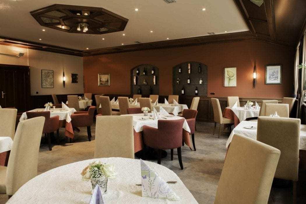 Restaurant Erding im Landhotel Hallnberg