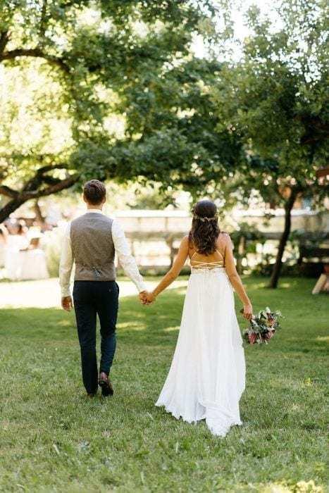 Brautpaar Hochzeit Erding