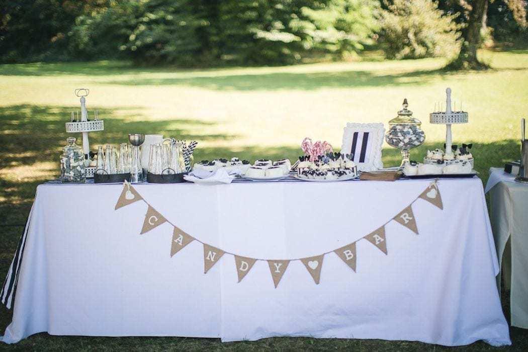 Candy Bar Hochzeits Catering Erding
