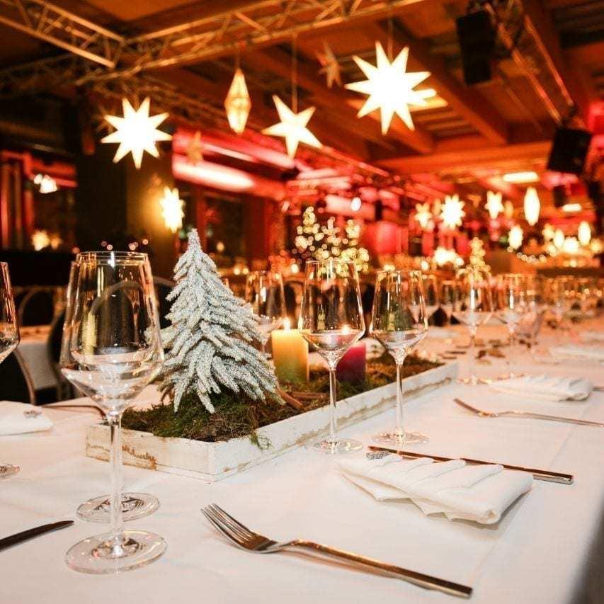 Weihnachtsfeier Catering Service München