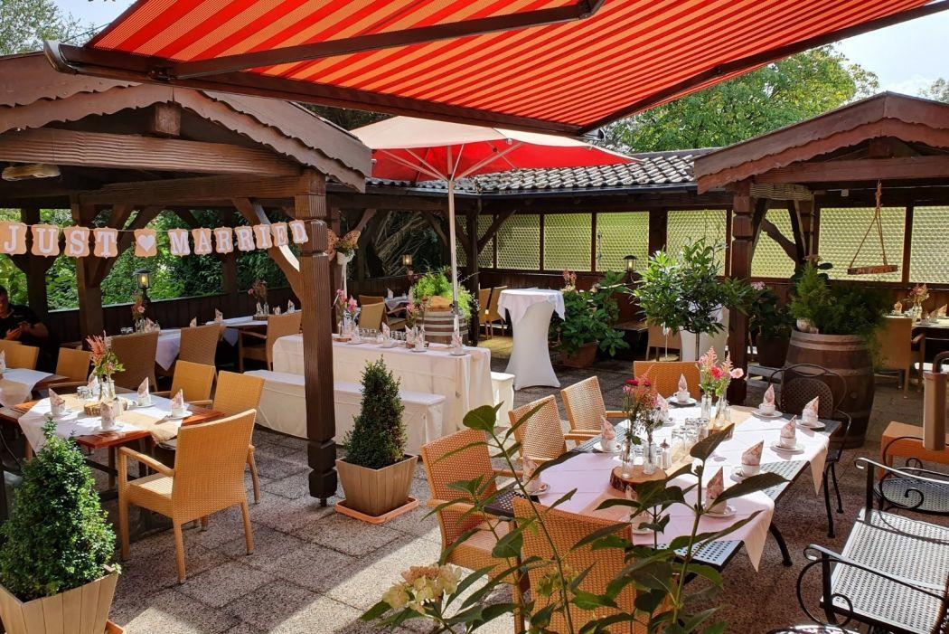 hochzeitslocation münchen terrasse