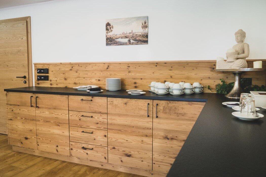 buffet im landhotel hallnberg